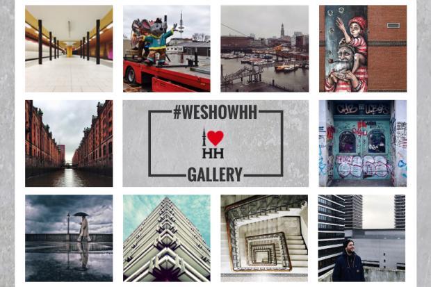 #WESHOWHH Gallery – die Instagram-Austellung